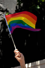 San Franciscans Celebrate Gay Pride