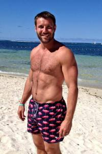 Straight ally for LGBT rights: Ben Cohen