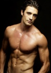 Straight actor & Hunk Gilles Marini