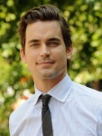 "Hunky Matt Bomer from ""White colllar"" and ""Magic Mike"""