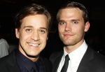 T.R. Knight and husband Patrick
