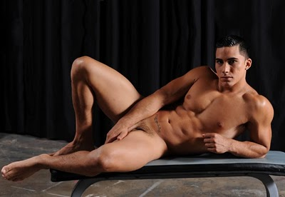 Adult Star Topher Dimaggio
