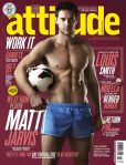 Matt Jarvis on Attitude magazine Cover-1518861