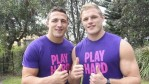 sam en george burgess