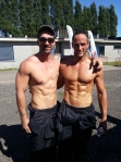 christopher and evandro