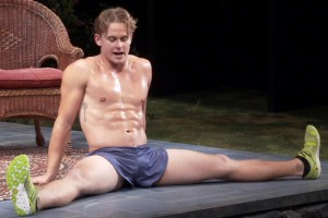 Billy Magnussen in New Play Vanya and Sonia and Masha and Spike