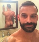 David-Benjamin-Gay-Porn-Star-Selfie-Naked-Butt