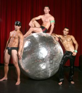 HustlaBall_disco_ball