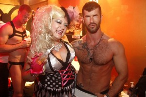 Mr.Pam and Porn Star Adam Killian