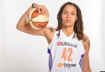 Mercury Welcomes Brittney Griner