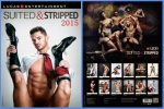 Lucas Entertainment Suited and Stripped 2015 XL Calendar Gayrado