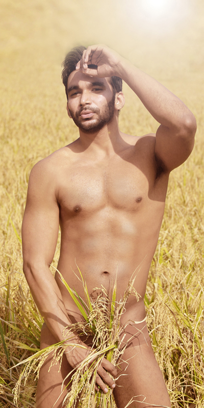 INDIA's Thahir Sayed Mohammed