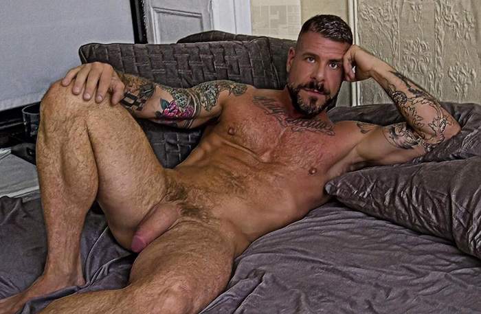 Adult performer Rocco Steele