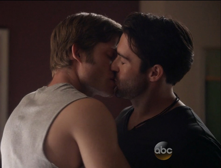 Chris Carmack in series Nashville coming out