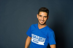 Abdellah Bijat, 22 years old from Gent