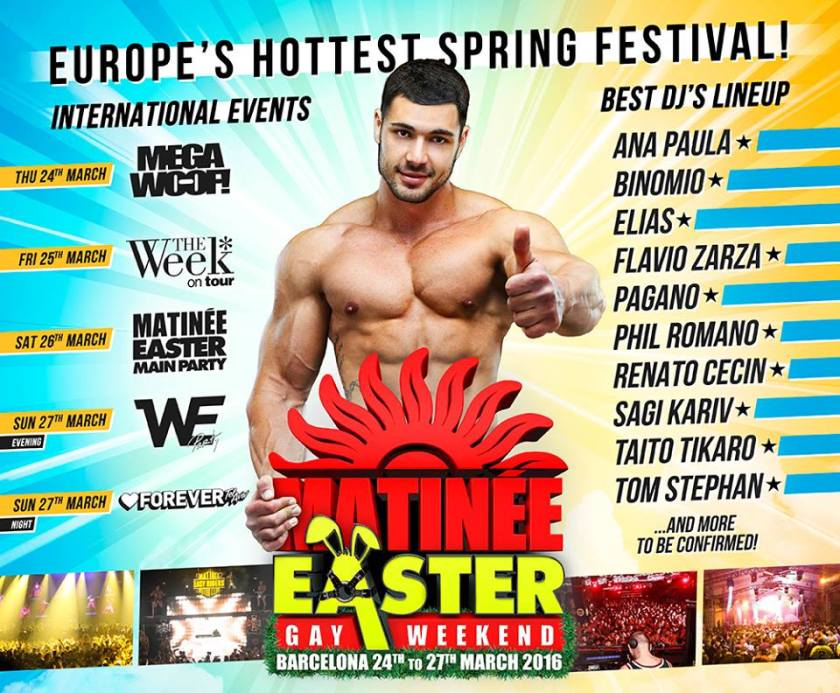 Matinee-Easter-Gay-Weekend-2016-Barcelona-1