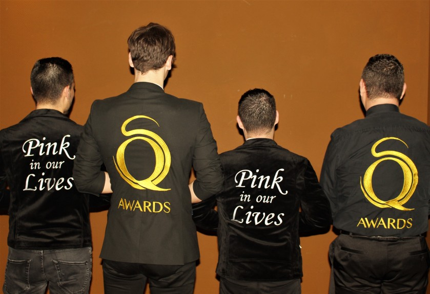 PINK IN OUR LIVES meets SHOWQUEEN AWARDS