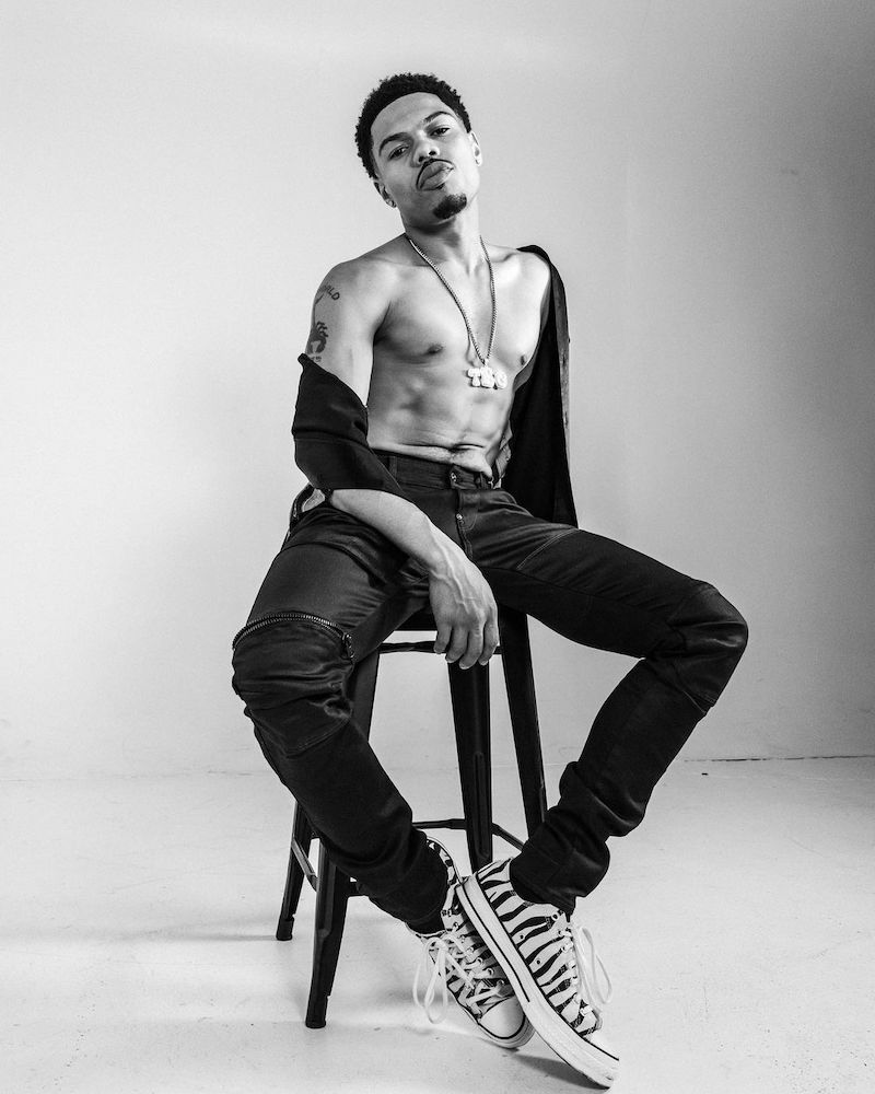 Listen to Chance The Rapper Feat. Jeremih and R. Kelly